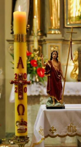 paschał + Jezus